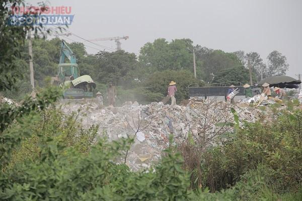 Khu đất nông nghiệp thuộc thôn Thuận Tốn, xã Đa Tốn (huyện Gia Lâm, Hà Nội)