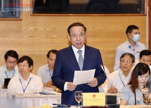 Chủ tịch Hiệp hội Doanh nghiệp nhỏ và vừa Việt Nam (VINASME) Nguyễn Văn Thân