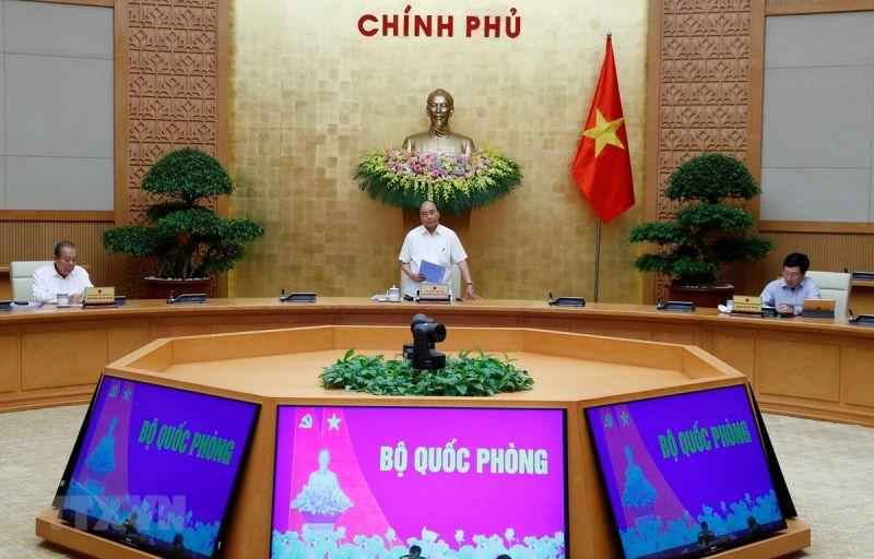 Thủ tướng họp trực tuyến