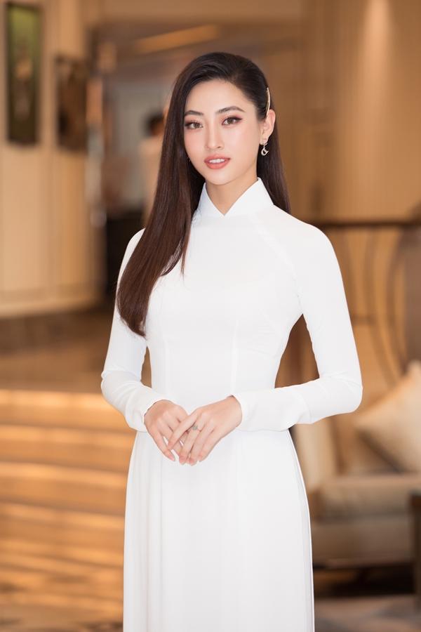 Hoa hậu Thế giới Việt Nam 2019 - Lương Thùy Linh từng đại diện Việt Nam tham dự cuộc thi Miss World 2019 và lọt vào Top 12