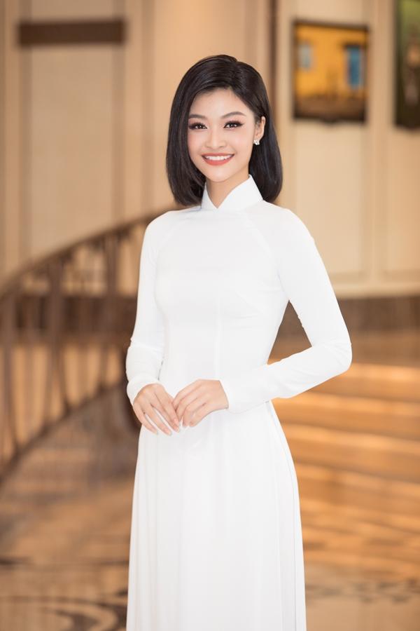 Á hậu Nguyễn Hà Kiều Loan