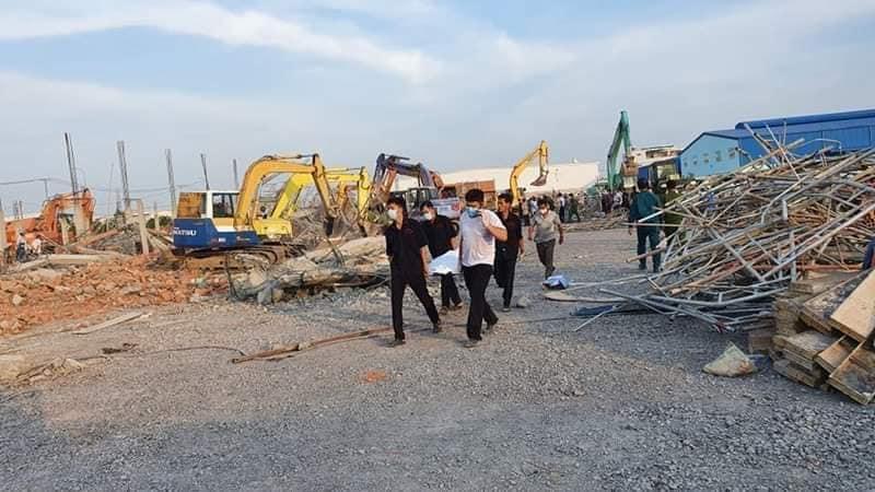 Vụ tai nạn khiến hơn 20 người thương vong