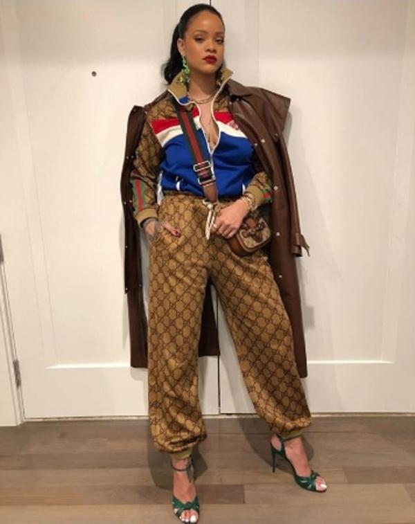 Rihanna được xem là