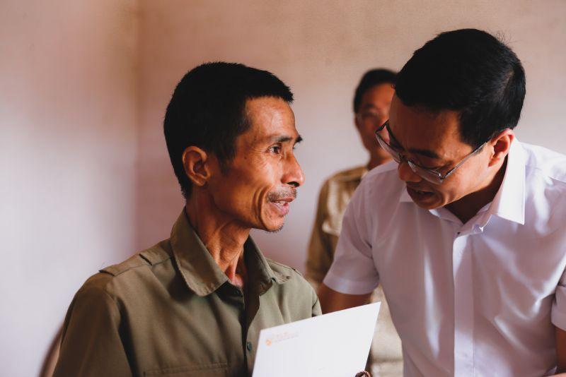 """Thông qua chương trình """"Vững tin Việt Nam"""", Tập đoàn T&T Group mong muốn đóng góp một phần nhỏ bé để cùng chung tay giúp đỡ người nghèo, những người dễ tổn thương và bị ảnh hưởng nặng nề nhất bởi dịch bệnh."""
