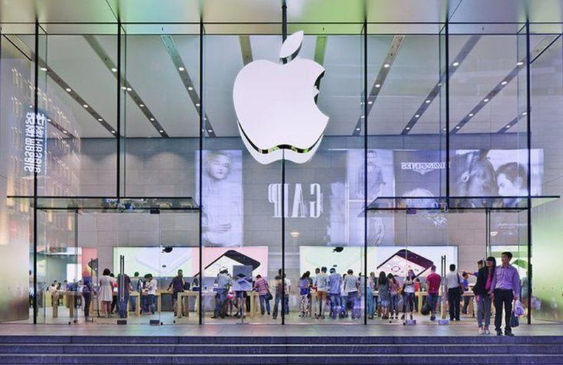 Apple là một trong những ngành công nghệ bị ảnh hưởng tại cuộc chiến