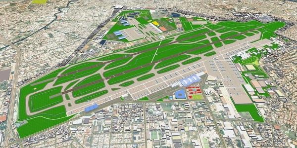 Quy hoạch sân đỗ máy bay và nhà ga T3 Tân Sơn Nhất