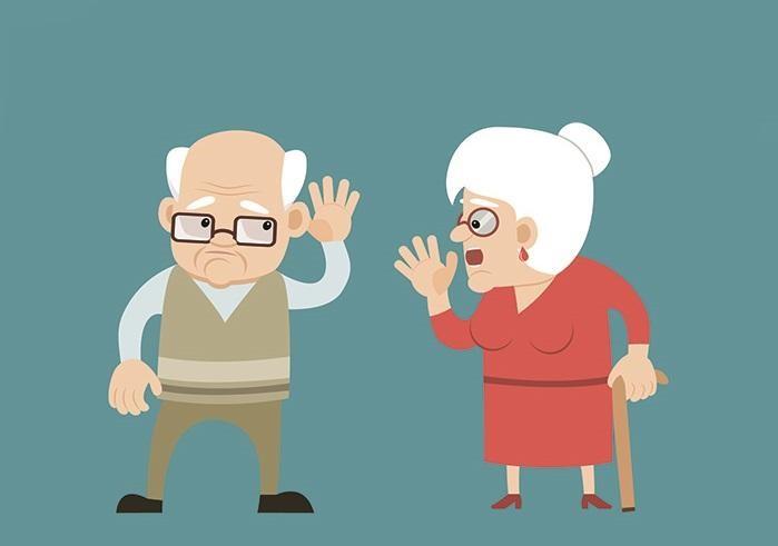 Suy giảm thính lực là tình trạng phổ biến ở người cao tuổi