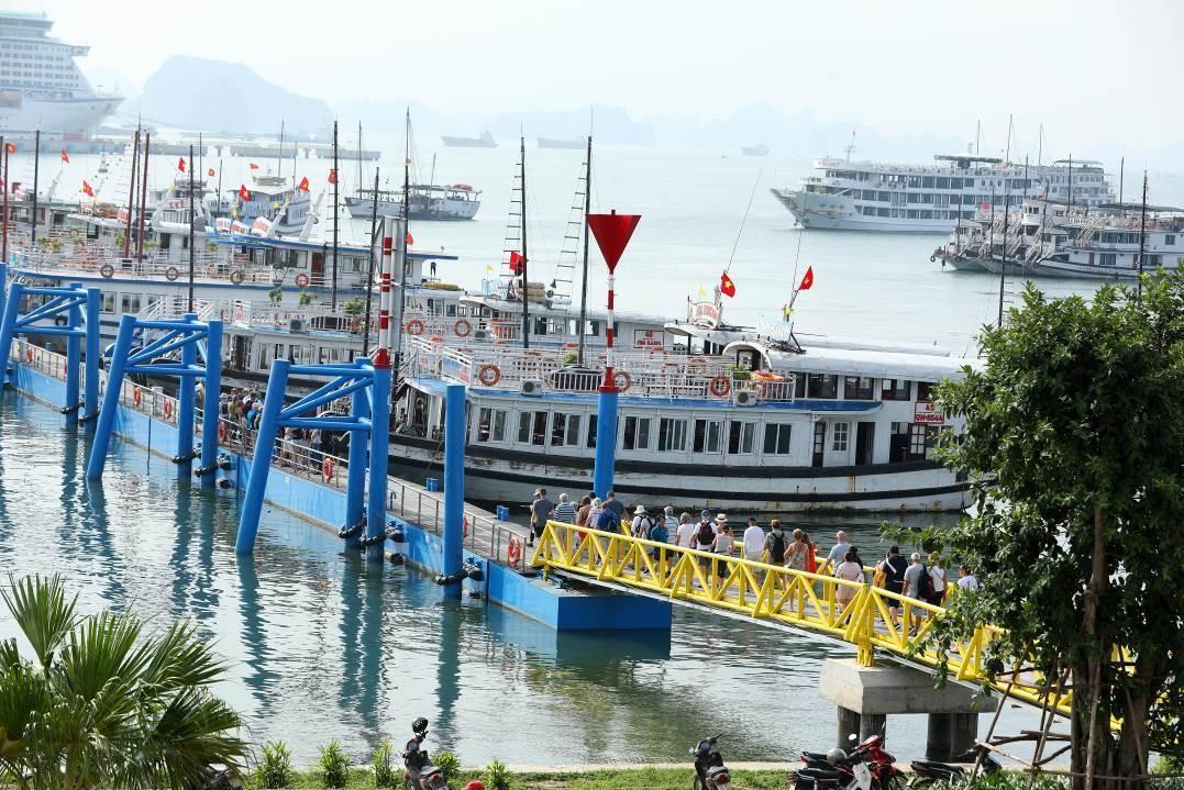 Cơ hội tốt nhất khám phá miễn phí bến nội địa tại Cảng tàu khách quốc tế Hạ Long