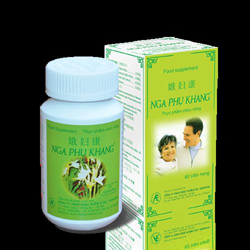 Nga Phụ Khang - giải pháp ưu việt giúp cải thiện u nang buồng trứng