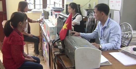 Lào Cai nỗ lực cải cách hành chính, hướng tới sự hài lòng của người dân.