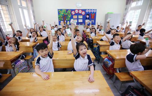 Chương trình SHĐ Tp. Hà Nội được chính thức triển khai đến tất cả cơ sở giáo dục mầm non, tiểu học trên địa bàn.