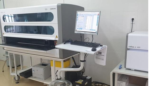Gói thầu mua hệ thống máy xét nghiệm COVID-19 là một trong nhưng nội dung được thanh tra đột xuất tại Ninh Bình