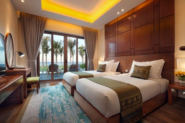 Nội thất sang trọng tại Movenpick Resort Cam Ranh