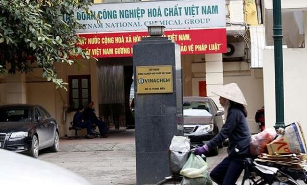 Kiểm toán Nhà nước tiếp tục đề nghị xử lý, kiểm điểm trách nhiệm tập thể, cá nhân tại Tập đoàn Hóa chất Việt Nam (Vinachem) vì liên quan đến một số sai phạm...