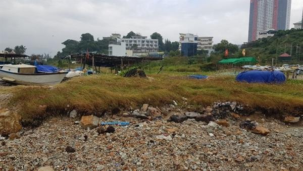 Dự án Nha Trang Sao nằm trên đường Phạm Văn Đồng (TP Nha Trang) do Công ty Cổ phần Nha Trang Sao làm chủ đầu tư (Ảnh: KS)