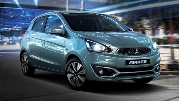 Mitsubishi Mirage xả kho, giảm giá kỷ lục