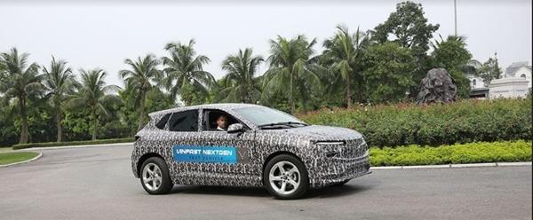 VinFast hướng đến tương lai tươi sáng với dự án ô tô điện
