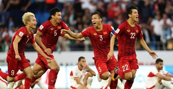 ĐT Việt Nam được kỳ vọng nhiều ở vòng loại World Cup 2022