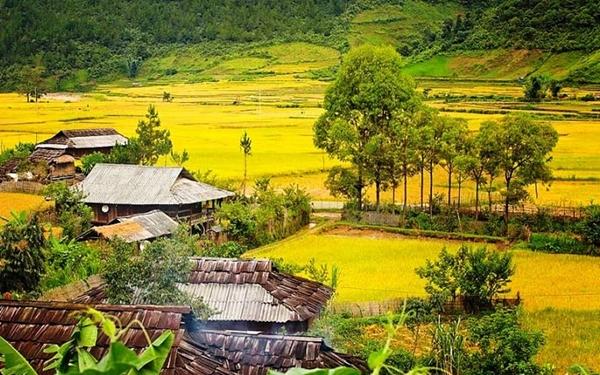 Làng Pơ Mu – Miền cổ tích giữa Sơn La