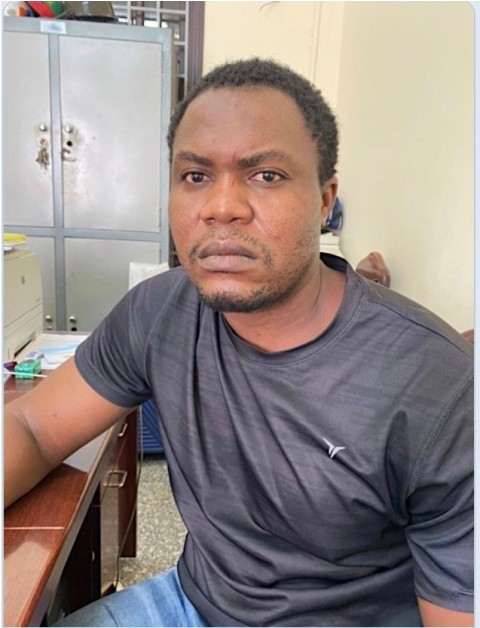 Ugochukuwu Okechukwu James trong đường dây tội phạm