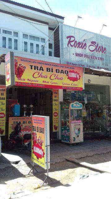 Nhà và đất 84B Nguyễn Chí Thanh- Huế trị giá hàng tỉ đồng đang mở kinh doanh