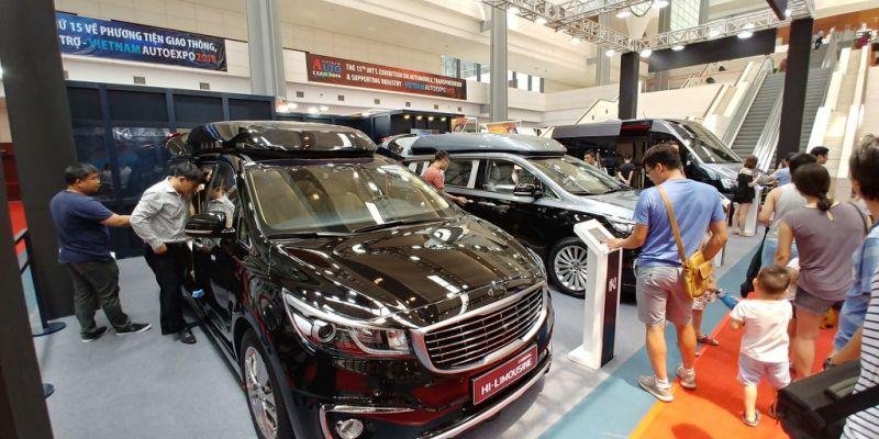 """VAMA nhận định, với hàng loạt xe mới ra mắt kết hợp ưu đãi """"khủng"""" từ các nhà sản xuất có thể sẽ khiến kết quả kinh doanh ngành ô tô tháng 6 có chuyển biến lớn."""