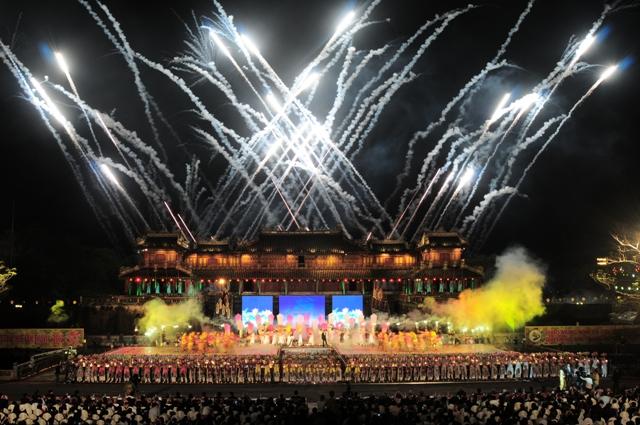 Khai mạc Festival Huế