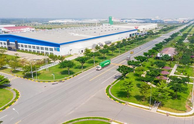 """Bất động sản công nghiệp Việt Nam: """"Đất lành chim đậu"""""""
