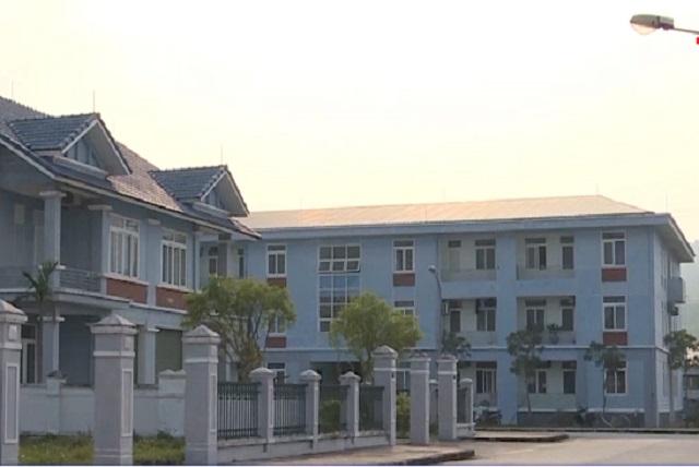 Công ty Nhiệt điện Nghi Sơn I là 1 trong số ít doanh nghiệp có nhà ở dành cho công nhân.