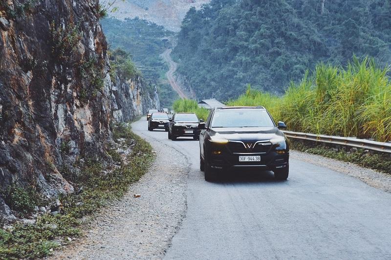 VinFast Lux - dòng xe hạng sang được ưa chuộng nhất Việt Nam