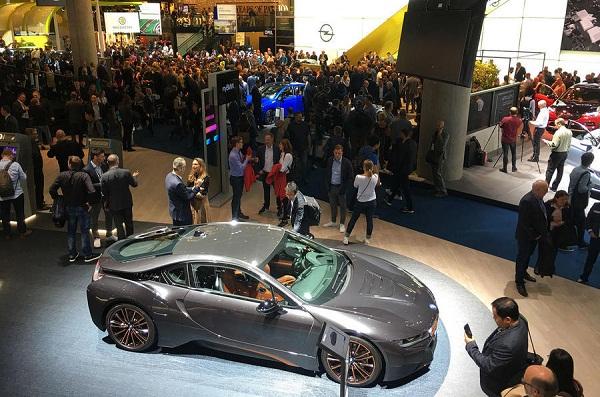 Các triển lãm chuyên ngành không còn nằm trong triết lý của Lamborghini