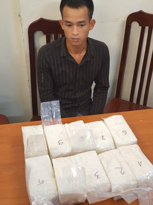 Bắt đối tượng giấu 10kg ma túy đá dạng Ketamine trên xe ô tô đang vận chuyển về Hà Nội