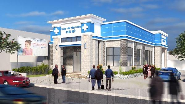 Trung tâm Dịch vụ Tiêm chủng Phú Mỹ