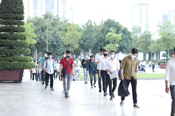 Việt Nam là quốc gia duy nhất Samsung có thể tổ chức tuyển dụng quy mô lớn ở thời điểm hiện tại.