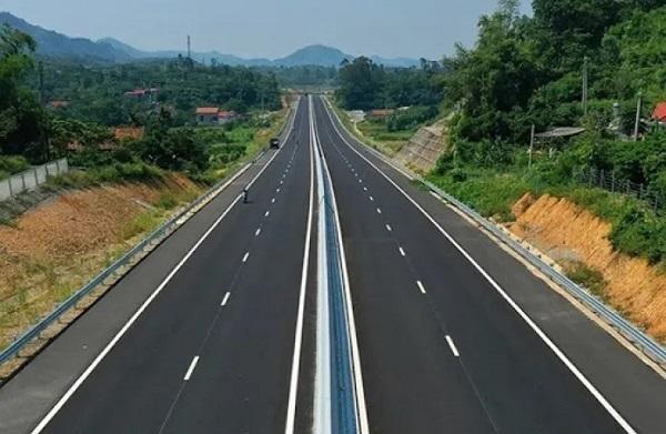 Dự án cao tốc Bắc Nam đoạn Vĩnh Hảo – Phan Thiết.