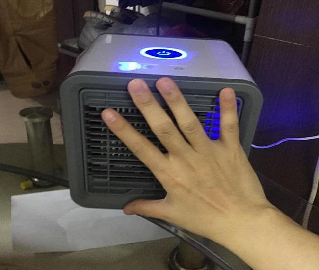 Chỉ bé bằng bàn tay mà còn  có nguy cơ cháy nổ cao