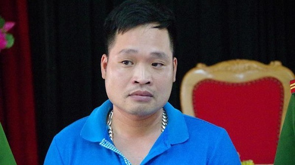 Bị can Nguyễn Mạnh Hà