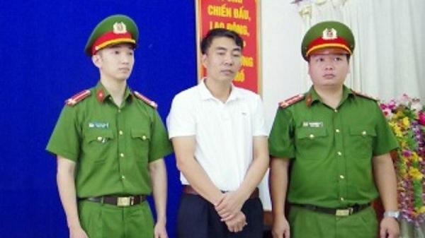 Bị can Nguyễn Thanh Hà