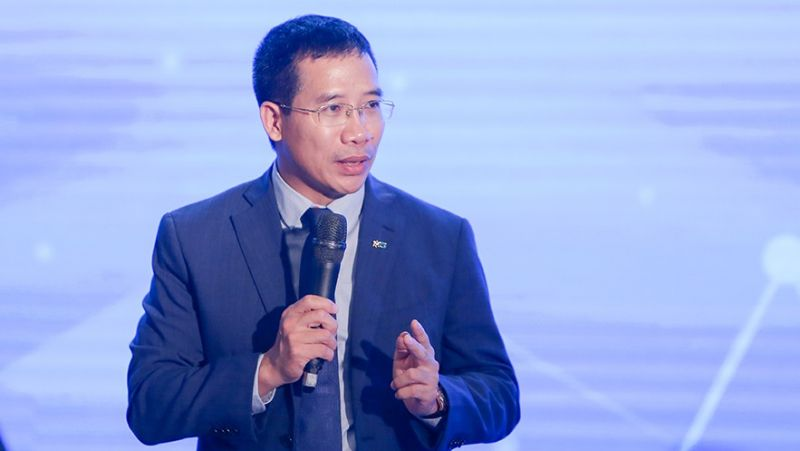 Ông Lưu Trung Thái, Tổng giám đốc MB