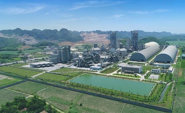 Quy mô Nhà máy Xi măng Long Sơn