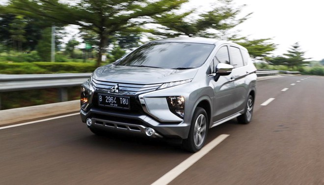 Mitsubishi triệu hồi gần 140.000 xe Xpander tại Indonesia