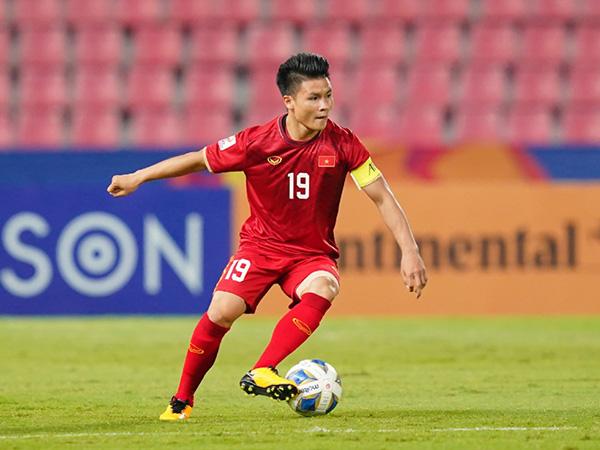 Cầu thủ Nguyễn Quang Hải