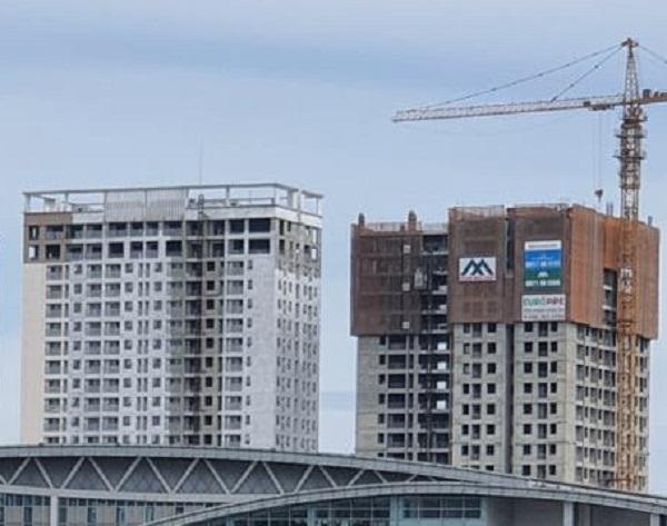 Công ty CP Xuân Mai Thanh Hóa bị xử phạt 40 triệu đồng do xây sai GPXD