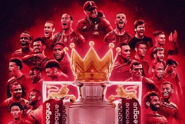 Liverpool vô địch Ngoại hạng Anh trước 7 vòng đấu