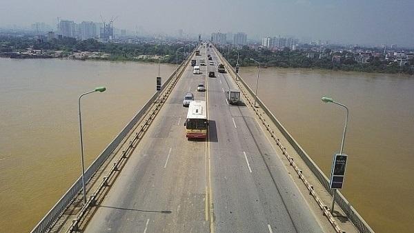 Bộ GTVT đề nghị thành phố Hà Nội phối hợp kiểm soát tải trọng xe trên đường Vành đai 3 và cầu Thăng Long