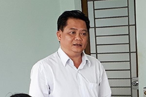 Ông Bùi Quốc Minh (Ảnh Vietnamnet)