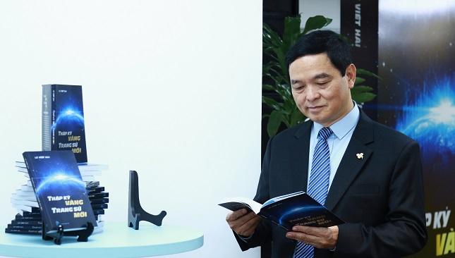 Ông Lê Viết Hải, Chủ tịch Tập đoàn Xây dựng Hoà Bình