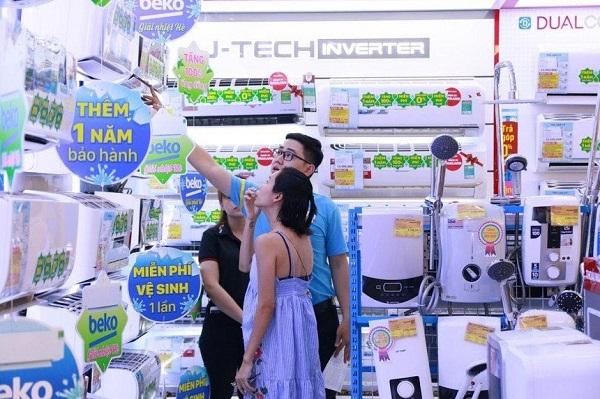 Điện Máy Xanh tham vọng thống lĩnh 70% thị trường