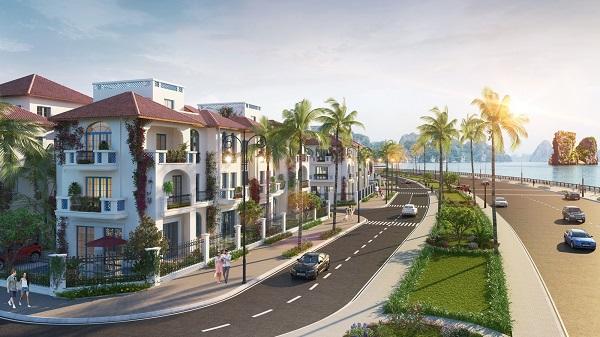 Phân khu Mallorca bao gồm căn biệt thự có diện tích xây dựng và diện tích đất lớn nhất trong dự án