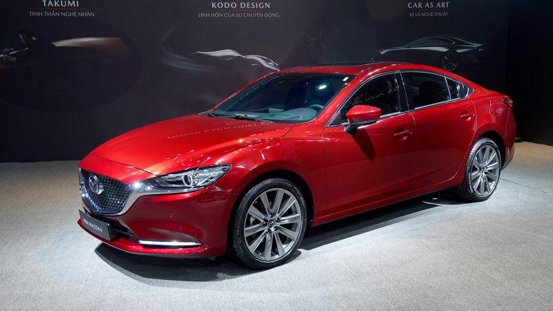 New Mazda6 2020